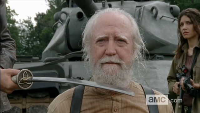 Every death on the walking dead
