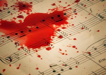 How many times have you heard something playing in the background of a horror film, artist and title unknown, and thought, 'Wow, what a damn good song'? Outside of those same iconic themes that make the rounds on every so-called 'spooky' playlist during the Halloween season, much of the music included in or created for horror films seems almost ignored.